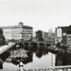 Die Weidendammer Brücke