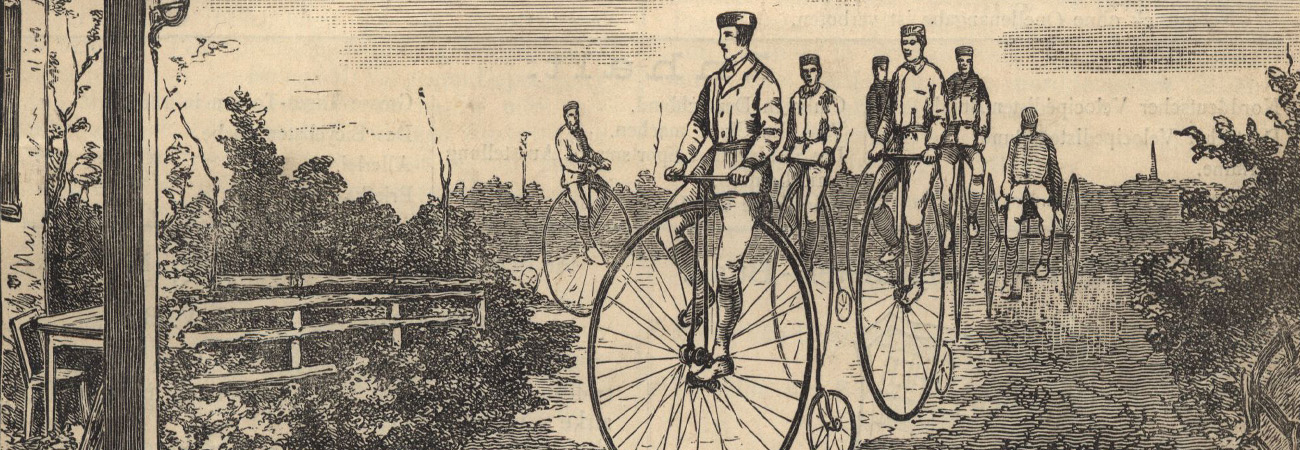 Startschuss in Berlin: <em>Das Velociped</em> als erste Fahrradzeitschrift Deutschlands