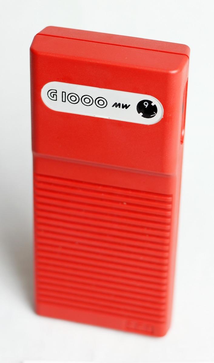 Ein DDR-Radio als Erinnerungsstück