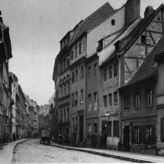 Petristraße, Berlin 1880