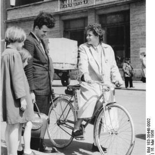 Diamant-Fahrräder stark gefragt
