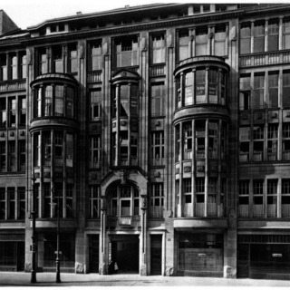 Geschäfts- und Wohnhaus in Berlin, Zimmerstraße 72-74