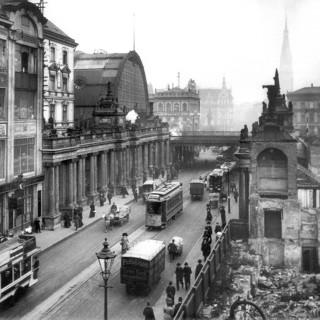 Königstraße Berlin 1909