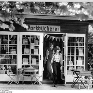 Berlin, Pankow, Parkbücherei