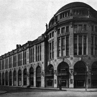"""Haus Potsdam"" später ""Haus Vaterland"""