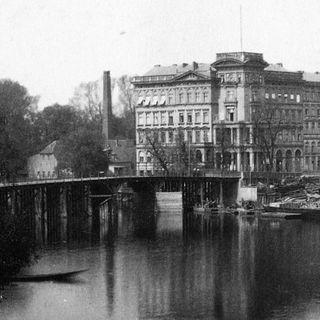 Moabiter Brücke 1885