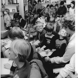Lesung in der Kinderbücherei