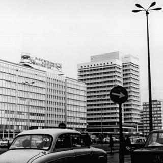 Das Haus der Elektroindustrie am Alexanderplatz
