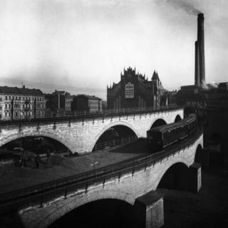 Gleisdreieck 1902