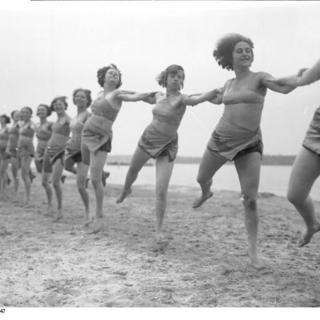Tanzschule Laban im Strandbad Wannsee