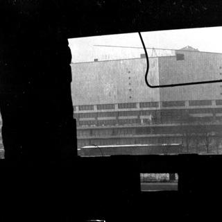 Aus dem Haus Vaterland: Blick auf die Staatsbibliothek