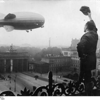 Zeppelin-Luftschiff Z.R. III