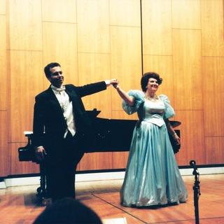 Foto Gesangsvorstellung im Otto-Braun-Saal