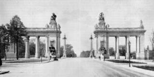 Charlottenburger Tor 1909