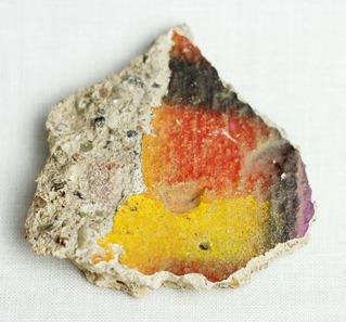 Mauerstein von der Mauer