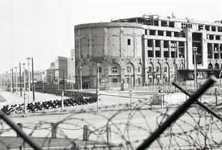 Berliner Mauer am Potsdamer Platz