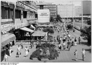 Berlin, Karl-Liebknecht-Straße