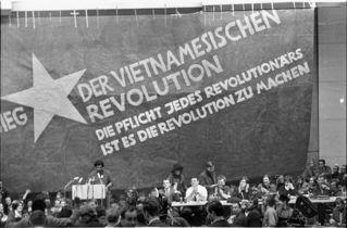 Vietnam-Kongreß, TU-Berlin