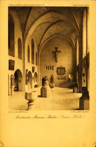 Märkisches Museum, große Halle