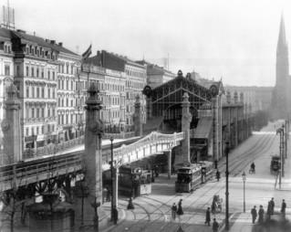 Bahnhof Bülowstraße 1902