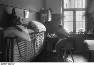Gefangenenenzelle des Frauengefängnisses