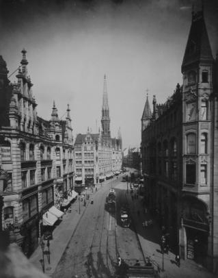 Gertraudenstraße 1901