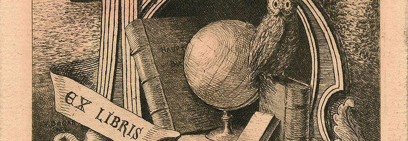 Topic Die Exlibris-Sammlung der Zentral- und Landesbibliothek Berlin