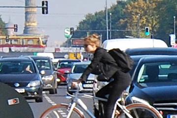 Topic Fahrradstadt Berlin?